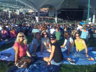 Aerosmith concert!