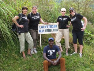 My first trip to Rwanda :)